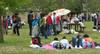 15.000 personas asisten a la Jira de Trasona de 2008