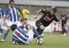 Gimnástica de Torrelavega 1-0 Sporting